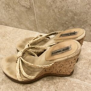 Steve Madden Cork Wedge Sandal
